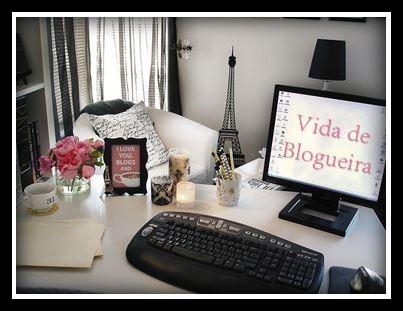 TAG Vida de Blogueira